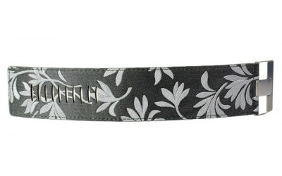 Armband FLOWERS silber