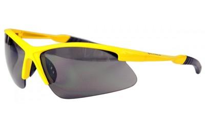 Strike Sportbrille / Radbrille gelb schwarz lM6cfSmE