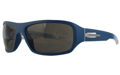 Modische Strike Sportbrille / Sonnenbrille 215 weiß f345kII3ar