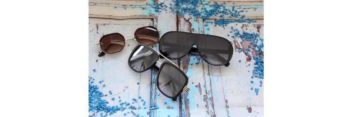 Die Sonnenbrillen-Trends im Sommer 2021 -