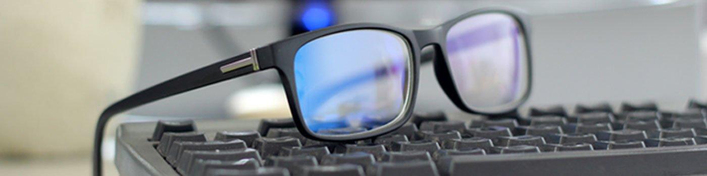 Bildschirmbrillen