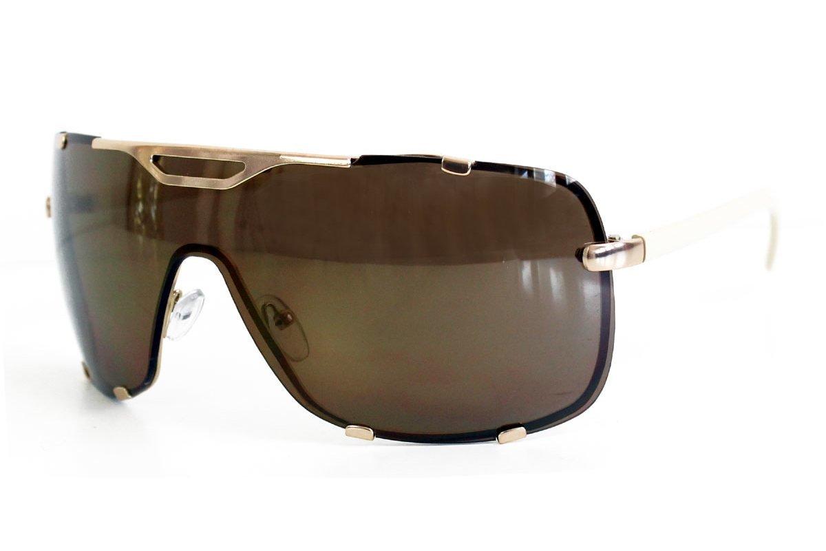 XL Sonnenbrille braun