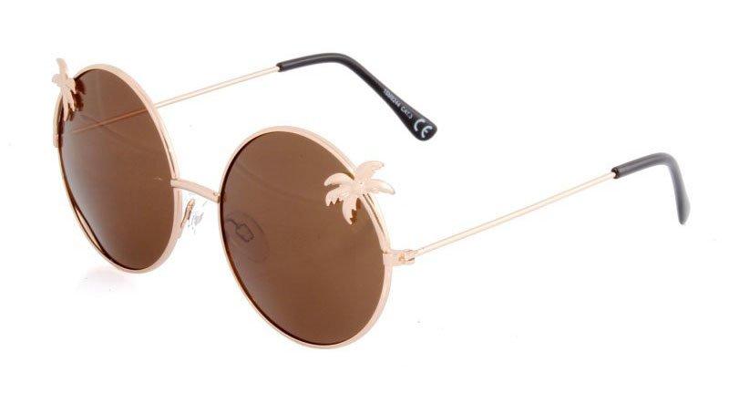 Sonnenbrille Palme