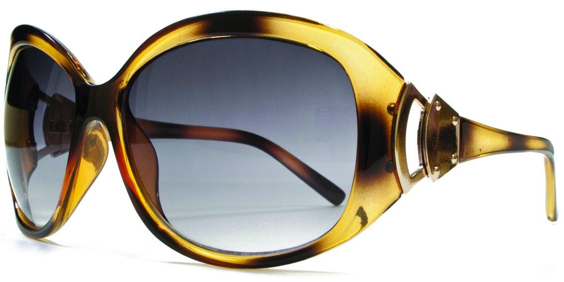 Retro Oversize Sonnenbrille