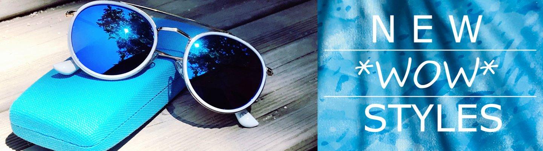 Sonnenbrillen-Neuheiten