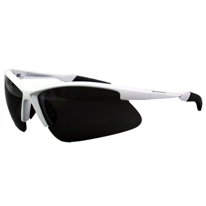 Radbrille 214 weiß