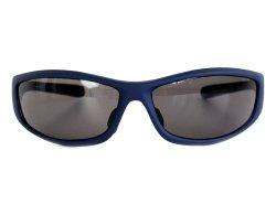 Sportbrille 230 matt dunkelblau