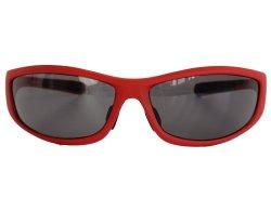 Sportbrille 230 matt rot