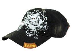 Basecap EAGLE schwarz