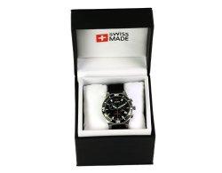 Armbanduhr CALIBER schwarz - Luxury Edition