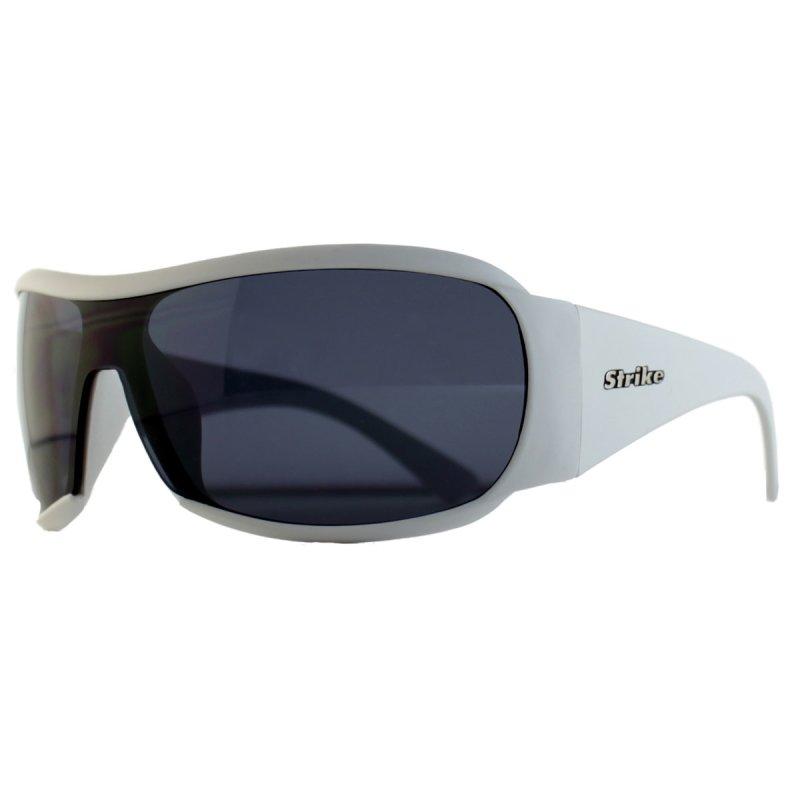 Oversize Sonnenbrille 215 weiß