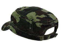 Schildmütze im Camouflage Look