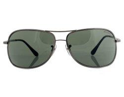 Pilotenbrille 165 mit klassisch grünen Gläsern