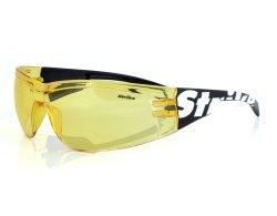 Sportbrille STRIKE 195 gelbe Gläser