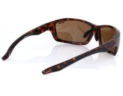 Sportbrille 254 demi braun