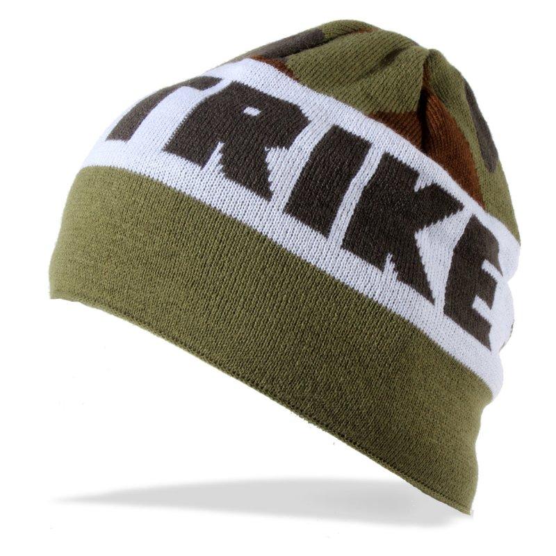 Mütze STRIKE 96 Camouflage Muster grün