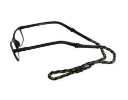 Brillenband CORD7 schwarz bunt