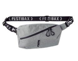Crossbody Tasche grau