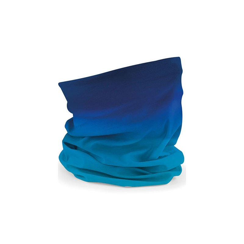 Multituch im Ombré Look blau