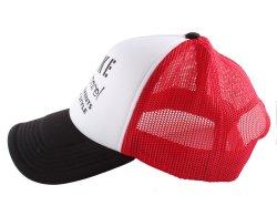 Basecap STRIKE APPAREL schwarz rot
