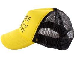 Basecap STRIKE APPAREL gelb schwarz