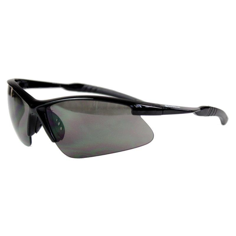 Radbrille 214 schwarz